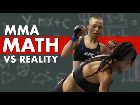 10 Times MMA Math Was Proven Totally Wrong (видео)