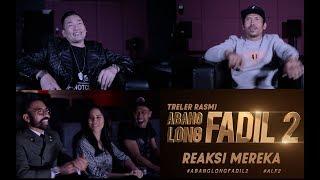Nonton ABANG LONG FADIL 2 - Reaksi Mereka [HD] DI PAWAGAM 24 OGOS 2017 Film Subtitle Indonesia Streaming Movie Download