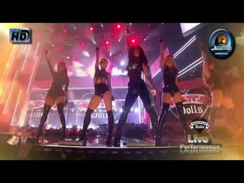 The Pussycat Dolls – Medley   Live in American Music Awards 2008 (HD)