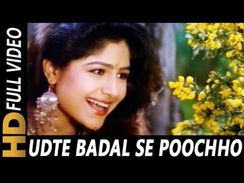 Video Udte Badal Se Poochho | Alka Yagnik | Sangram 1993 Songs | Ajay Devgan, Ayesha Jhulka download in MP3, 3GP, MP4, WEBM, AVI, FLV January 2017