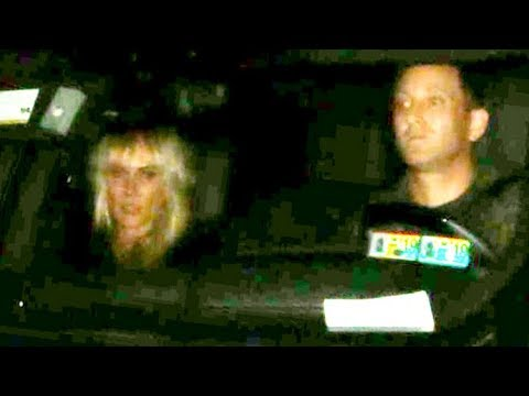 Kimberly Stewart Dines With Mystery Man In West Hollywood