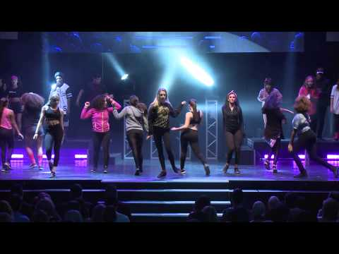 2015 Industry Dance Awards Opening Number