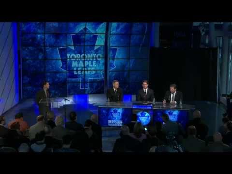 Brendan Shanahan Press Conference Part 9 — 04/14/2014