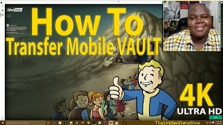 How To Transfer mobile FALLOUT SHELTER VAULT To FALLOUT Shelte...