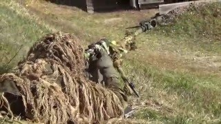 In this video you will see the swiss infantry grenadier who belong to the AZ SK, that stands for school and training base of special ...
