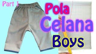 Video Tutorial Pola Celana Anak untuk PEMULA | Pola Saku Sisi | PART 1 MP3, 3GP, MP4, WEBM, AVI, FLV Desember 2018