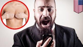 アダルト動画閲覧の顔撮影、金銭要求する脅迫アプリ