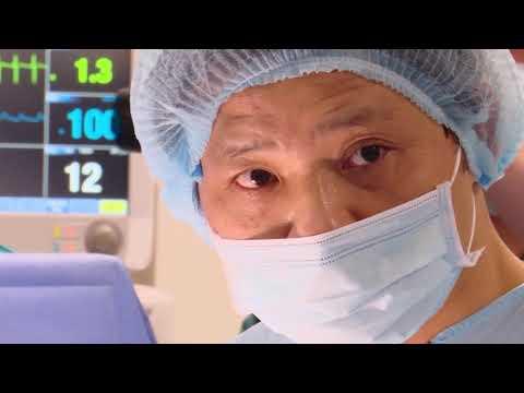 Phẫu thuật cho thai nhi được thực hiện trong túi ối