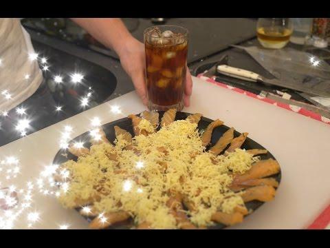 Жирная вредная закуска на 1 января - DomaVideo.Ru