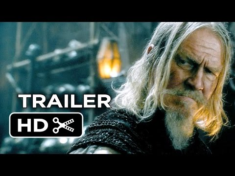 Seventh Son Official Trailer #2 (2015) - Jeff Bridges, Julianne Moore Fantasy Adventure HD (видео)