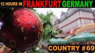 A Tourist's Guide To Frankfurt