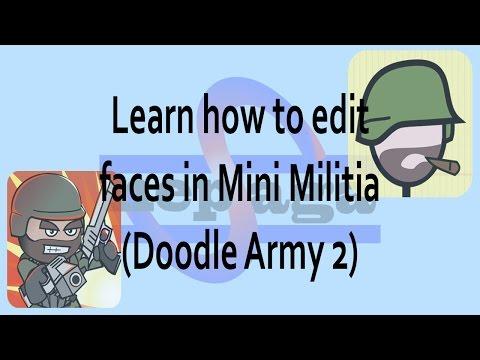 (Mini Militia Hack: How To Change Face In Mini Militia - Duration: 6 minutes, 22 seconds.)