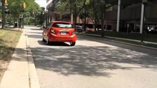 2012 Chevrolet Sonic: A Test Drive - Autoweek TV