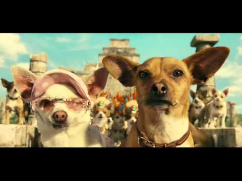 Beverly Hills Chihuahua – Theatrical Release Trailer – 2008 Movie – USA