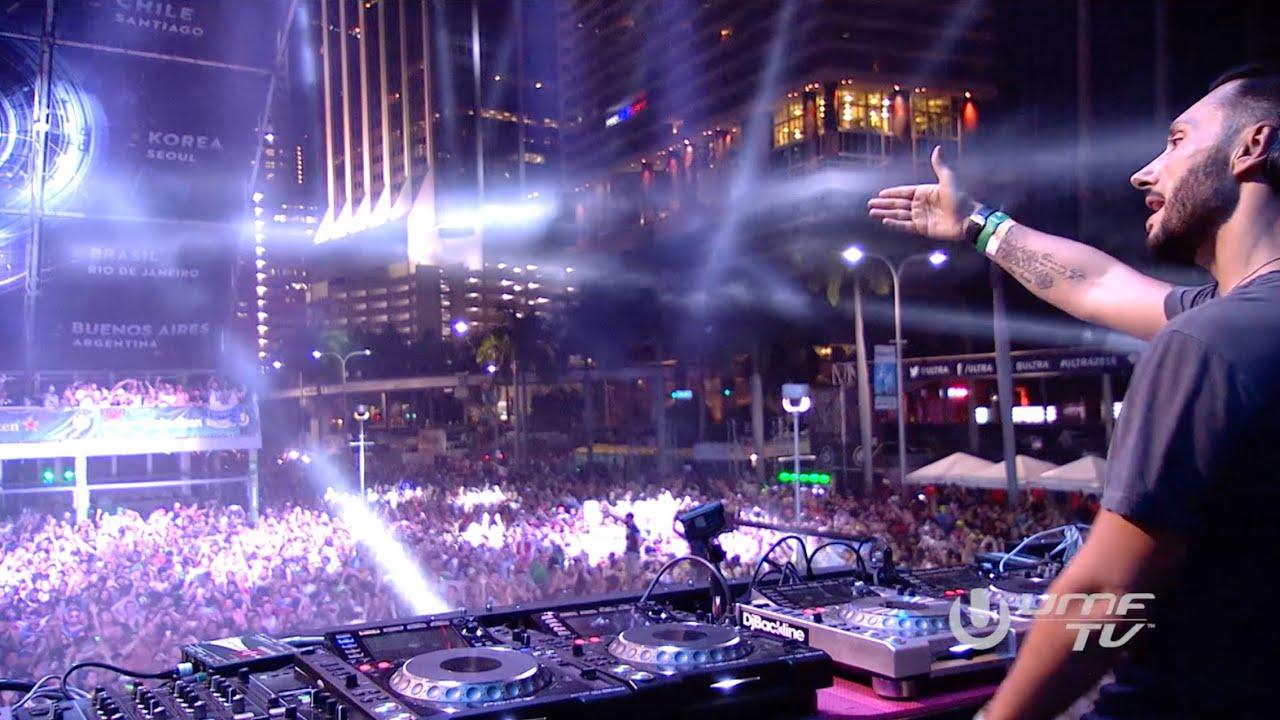 Cedric Gervais - Live @ Ultra Music Festival Miami 2016
