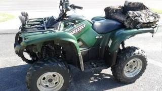 9. 2007 Yamaha 2007 Yamaha Grizzly 700 FI Auto 4x4   Used Atvs - Hurst,Texas - 2014-04-24