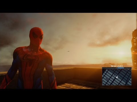 Video The Amazing Spider-Man 2 - The Amazing Spider-Man 2012 Costume Free Roam Gameplay [HD] download in MP3, 3GP, MP4, WEBM, AVI, FLV January 2017