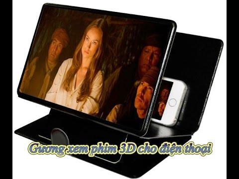Gương xem phim 3D cho điện thoại