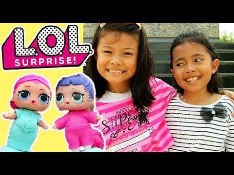 Main Boneka LOL Surprise bareng Little Princess Shinta di Monas?   Vlog Anak Lucu   CnX Adventurers