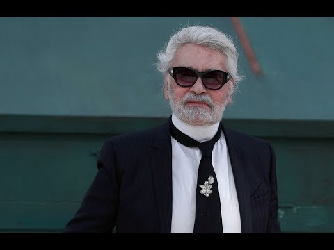 Watch This Rare Interview with Karl Lagerfeld: From the WWD Archives