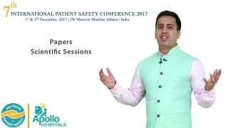 Attend the 7th International Patient Safety Conference