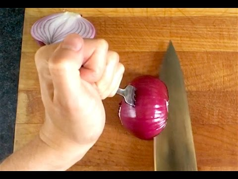 10 Ways To Chop An Onion