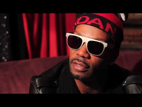 Juicy J interview for High Times.