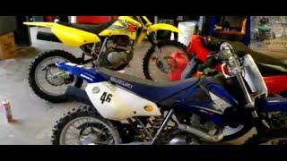 9. Suzuki DRZ 125 - Twins!