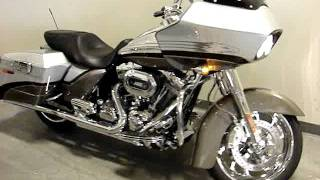 7. 2009 Harley Davidson CVO Road Glide Screamin' Eagle At RideNow Peoria