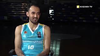 Интервью с капитаном «Астаны» Рустамом Мурзагалиевым на телеканале «Kazakh TV»