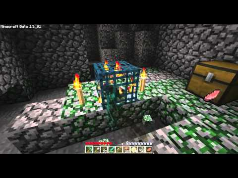 preview-Let\'s Play Minecraft Beta! - 066 - Cave spelunking is back:) (part 3/3) (ctye85)