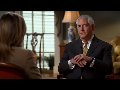 Rex Tillerson on working with Jared Kushner