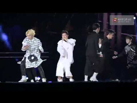 Very Good - Block B - Music Bank in Ha Noi 28/3/2015