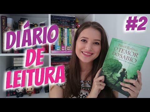 DIÁRIO DE LEITURA #2 | O TEMOR DO SÁBIO | Patricia Lima