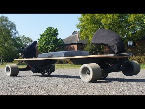 Summerboard SBX - review / initial impressions