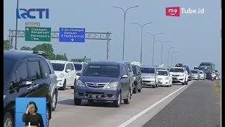 Video Pantauan Arus Mudik 2018 di Tol Cikarang Utama dan Cipali - SIS 10/06 MP3, 3GP, MP4, WEBM, AVI, FLV September 2018