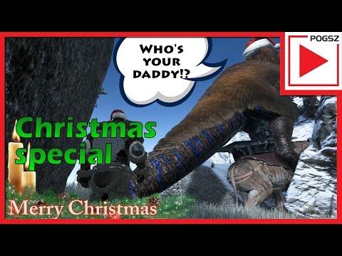 En kort og litt spesiell jule video.Vi er dumme og vi vet det ;-)