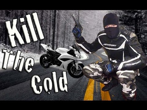 Winter Riding and Gear - True Motorcycle Riders Ride in the Winter
