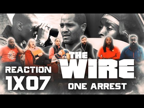 The Wire - 1x7 One Arrest - Group Reaction