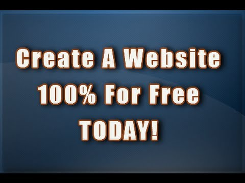 createfreewebsite1 - http://www.makewebsitefree4newbies.com :: Create A Website For Free With Free Domain Name by using 100% free software and tools. Truthfully, there is absolut...