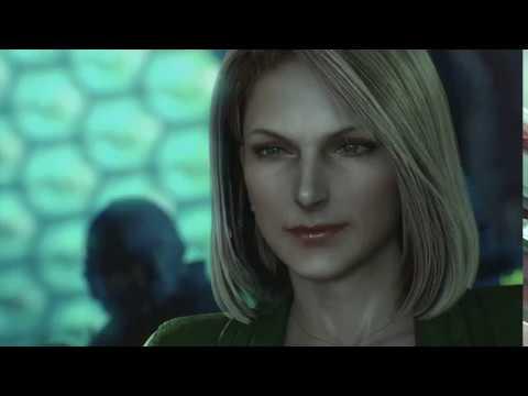 Resident Evil  Damnation (2012)   Attack Scene Part 2