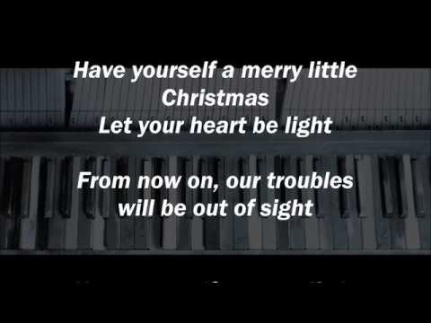 , title : 'Coldplay - Have Yourself A Merry Little Christmas (Lyrics)'
