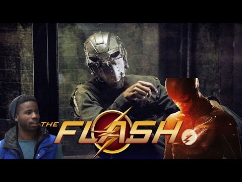 The Man In The Iron Mask Revealed! - The Flash Season 2