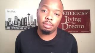I Interviewed Orlando Brown Yesterday