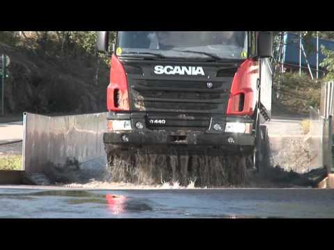 Грузовики Scania new construction range