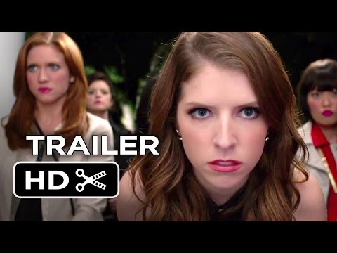 Movie Trailer:  Pitch Perfect 2 (2015)