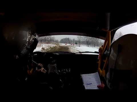 Zimowy Super Sprint Tychy 2018 - [OS3 onboard] OesRecords RallyTeam
