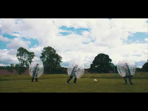 Zorb Football – The Jungle NI