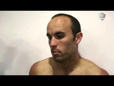 Video: Landon DONOVAN vs Chivas USA | POSTGAME