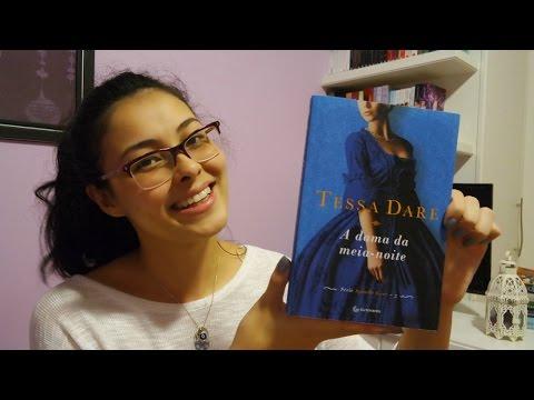 A Dama da Meia-noite - Tessa Dare (Spindle Cove #3) | Resenha